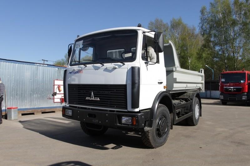 Заказать самосвал МАЗ 5551 в Московской области