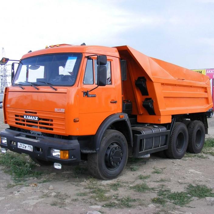 Аренда самосвала КАМАЗ 55111 в Москве