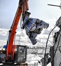 Демонтаж металлоконструкций в Москве и области