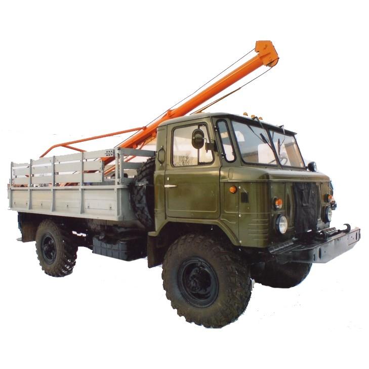 Заказать ямобур вездеход ГАЗ-66