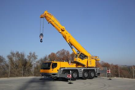 Заказать автокран Liebherr LTM 1090