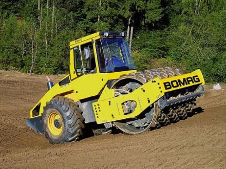 Взять в аренду Bomag BW216 PDH-4