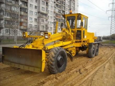Аренда грейдера ДЗ-122 в Московской области