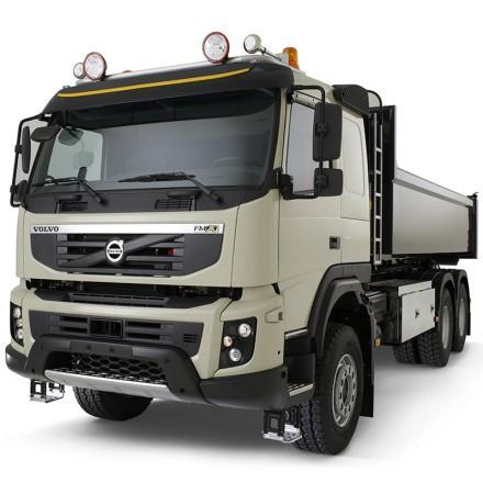 Услуги самосвала Volvo FMX 6x4 в Москве