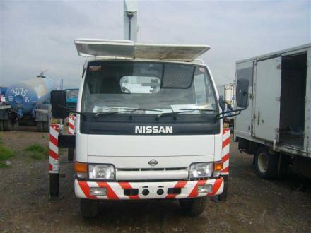 Автовышка NISSAN ATLAS