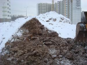 Вывоз грунта в Москве в Москве