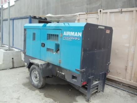 Компрессор Airman PDS390S-W