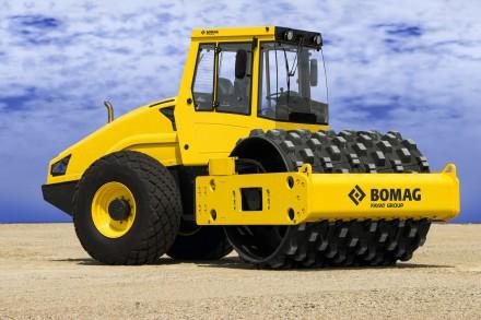 Заказать аренду катка Bomag BW226 DH-4