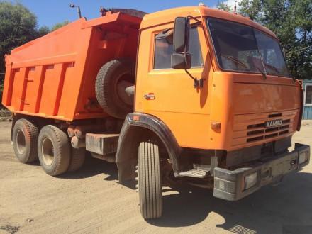 Взять в аренду самосвал Камаз 65115 в Московской области