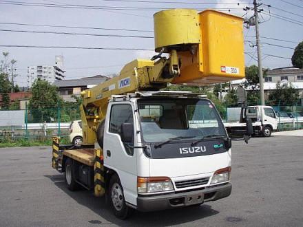 Автовышка AICHI SH-140