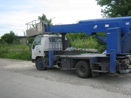 Автовышка TADANO AT200CG