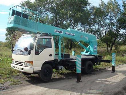 Автовышка AICHI SK-200